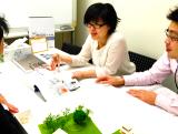 https://iishuusyoku.com/image/建築設計に留まらず、総合的に事業のコーディネートを行うことも大きな特徴。同社はお客様の未来をコーディネートしています。