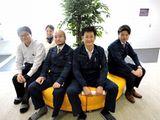 https://iishuusyoku.com/image/ほとんどの案件が大阪市交通局や官公庁関連で、落札率も業界トップクラス。是非、同社で専門性の高い知識を身に着けてください!