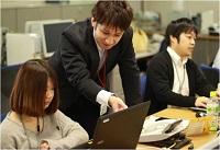 http://iishuusyoku.com/image/経営基盤のしっかりした会社◎大手電機メーカーとの強いコネクションがあり、受注状況も安定。