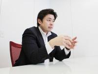 http://iishuusyoku.com/image/「優秀なエンジニアを育て、思いっきり活躍できる会社を作りたい!」と、熱く語る社長。