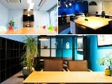 https://iishuusyoku.com/image/オフィスは落ち着いたオシャレな雰囲気です。社員はみんなちょっといい椅子に座っているなど、快適な環境で仕事に取り組むことができます。