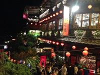 https://iishuusyoku.com/image/≪毎年の社員旅行≫ 5年に一度の節目には海外に行っています。これは台湾の時の写真です!