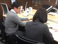 https://iishuusyoku.com/image/毎週の勉強会でお客様から頼られるスキルを身に着けることができます。技術力はもちろん、ヒューマンスキルも学ぶことができます。