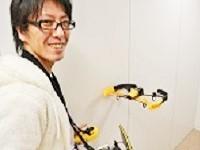 https://iishuusyoku.com/image/社内には、ドローン、ロボットなど様々なガジェットが!エンジニアが自由に研究開発や勉強できるよう環境を整えています!