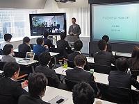 https://iishuusyoku.com/image/四半期ごとの全従業員を集めての事業報告会や、オープンスペースで行う傍聴自由の取締役会など、社員がごく自然な形で経営に参加します。