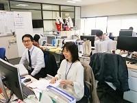 https://iishuusyoku.com/image/アットホームな社風。助け合いの精神を大切にしており、常に協力しながら仕事を進めています!