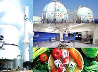 産業ガスのリーディングメーカー・東証1部上場企業のグループ会社に属する同社。200社以上の企業からなる同グループは、「産業系ビジネス」と「生活系ビジネス」の両面から社会に貢献しています。
