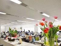 https://iishuusyoku.com/image/横浜駅から徒歩圏内、移転したばかりの新社屋です!平均年齢32歳、 20代・30代のメンバーが多数活躍中です!