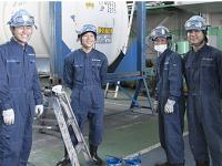 化学品や危険物物流の国際的リーディングカンパニーの、タンクコンテナメンテナンスを担う専門子会社です!