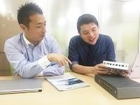 https://iishuusyoku.com/image/経験は不問です!パソコンやルーター、ハブなどの機器に興味がある人であれば、きっと大活躍できるはず!