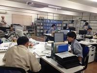 http://iishuusyoku.com/image/技術力の根本には営業職と技術職が協力しあい、顧客の求めるものを追及する姿勢があります。