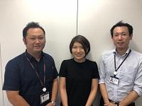 https://iishuusyoku.com/image/チームで協力し、マンションの立地から想定される購買層を考え、企画を立案します。