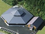 仙台にある工場はなんと6角形?新しく完成する本社社屋もユニークな建物になる予定!