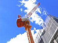 https://iishuusyoku.com/image/高層マンションや商業施設など街中のいたるところでみる建設現場。同社のレンタルサービスによって新しい建物が次々と完成しています。