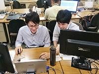 https://iishuusyoku.com/image/先輩が親身に指導します!入社後に個々に応じた新人研修体制がありますので、バックアップはご安心ください。