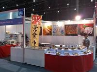 https://iishuusyoku.com/image/食品関係の展示会に出展。業界知名度も高く、多くのお客様が同社のブースに訪れました。
