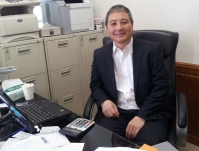 https://iishuusyoku.com/image/温かい笑顔が印象的な社長。oracle関連書籍やWebサイトへの執筆など、業界では著名な社長です。
