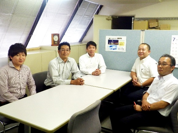 https://iishuusyoku.com/image/風通しの良い職場です。社員同士の仲が良く、わからなこともすぐに教えてもらえる環境です。安心して落ち着いて仕事に取り組むことができるでしょう。