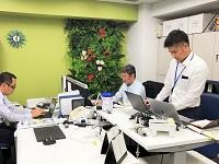 https://iishuusyoku.com/image/定着率抜群。8年前に入社した先輩もベテランの域に!いい就職プラザを通じて入社した先輩も活躍中です。