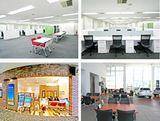 http://iishuusyoku.com/image/デザイン→アイテム提案→納品まで、全てワンストップで手掛ける同社。信頼関係を築くことも大切な仕事です。