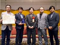 http://iishuusyoku.com/image/2017年11月7日に「第11回 ASPIC IoT・クラウドアワード2017」において、同社製品がIoT・AI部門の『ニュービジネスモデル賞』を受賞!