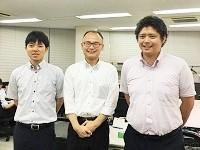 https://iishuusyoku.com/image/エンジニアの先輩。文系出身・IT未経験から入社した先輩も活躍していますので、安心してくださいね!