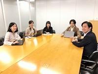 https://iishuusyoku.com/image/経営者が安心してゴールへ向かえるようお手伝いすることが同社の使命。チームで課題解決へと向かっていきます。