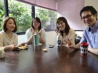 明るく楽しいメンバーが揃う、和やかでアットホームな社風のある会社です。