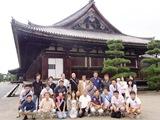 社員旅行も全員参加しています。昨年は浜松への旅行でした。新しく入る方々も安心して溶け込んでいくことができる環境です。