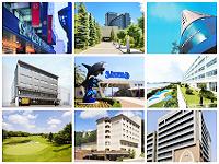 """「北の迎賓館」として80年以上の歴史を誇る""""札幌グランドホテル""""をはじめ、鴨川シーワールド、足柄ハイウエイレストランなど、全国に様々な事業を展開しています!"""