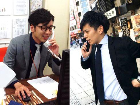 https://iishuusyoku.com/image/風土やビジネスに惹かれて入社したネイル初心者の男性多数!営業メンバーは男性社員がほとんどで、入社時にはネイルについて驚くほど何も知らない方ばかりでしたので、業界未経験の方もご安心くださいね。