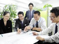 社員同士の繋がりが、顧客満足と成長の原動力!『感動Ship』という理念を掲げ、共に同じ目標を持ちながら働く仲間のいる会社です!