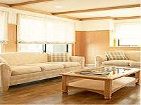クロス(壁紙)、カーペット、床材、カーテン……。お部屋を明るく彩る、様々な内装資材を取り扱っています!