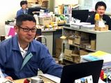 https://iishuusyoku.com/image/静岡営業所の様子です。平均19時退社ですので、オン・オフのメリハリをつけて働ける環境ですよ。