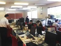 https://iishuusyoku.com/image/建築塗料業界は社会資本としてのストックが膨大にあります。東証1部上場企業の子会社として、非常に安定した業績を築いています。