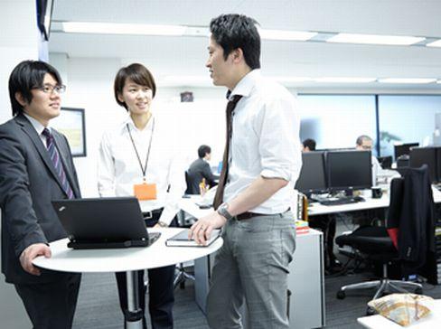 https://iishuusyoku.com/image/オフィスが禁煙・分煙で、子育て中の女性も在籍していますので、女性の方も安心して長く働ける環境です。