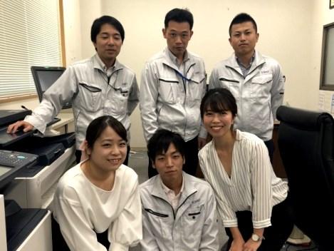 https://iishuusyoku.com/image/同社の社員です。未経験から入社した先輩社員も活躍中!